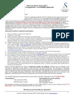 UiS Cover Sheet 2014 NonEU Master & Quota 8
