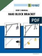 Manual_9 HAKI Block Bracket_INT