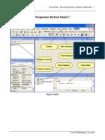 (123620069) Modul 2 - Pengenalan Delphi 7