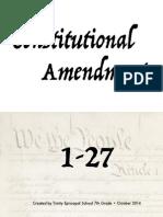 Amendments Textbook 2014