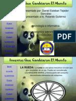 INENTOS Q CAMBIARON ALMUNDO.pptx