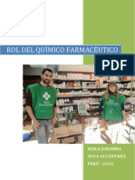 ROL DEL QUIMICO FARMACEUTICO A NIVEL NACIONAL E INTERNACIONAL.docx