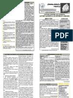 EMMANUEL Infos (Numéro 134 du 19 Octobre 2014)