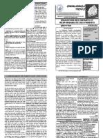 EMMANUEL Infos (Numéro 130 du 28 Septembre 2014)