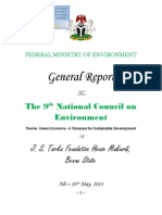9th NCE Report