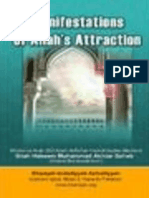Manifestation of Allahs Attraction