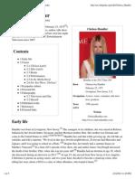 Chelsea Handler - Wikipedia, The Free Encyclopedia