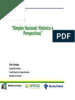 1 -Simples Nacional - Histórico e Perspectivas - Salvador.pdf