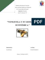 VENEZUELA Y SU GEOGRAFIA ECONOMICA.docx