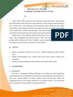 Modul Praktikum Noise Barrier dan Directivity Index