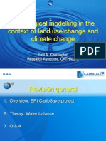 bz cc water resources caribsave hydrol modeling 20140814