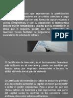 Certificado de Inversion.pptx