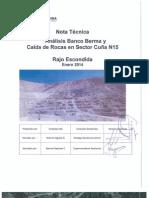 CG MEL-2014-02 - Evaluación Caída de Rocas Sector Cuña N15.pdf