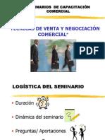 Ventas de Ventas y Negociación Comercial  2007.ppt