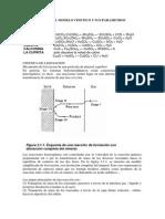 DETERMINACIN DEL MODELO CINETICO Y SUS PARAMETROS.docx