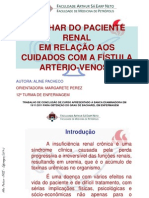 O OLHAR DO PACIENTE RENAL.ppt