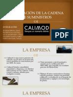 INTEGRACIÓN DE LA CADENA DE SUMINISTROS.pptx