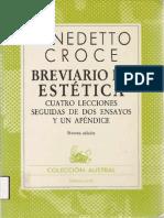 Croce, Benedetto - Breviario de Estetica-Espasa-Calpe 1985.pdf