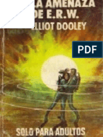 La amenaza de E.R.W - Elliot Dooley.epub
