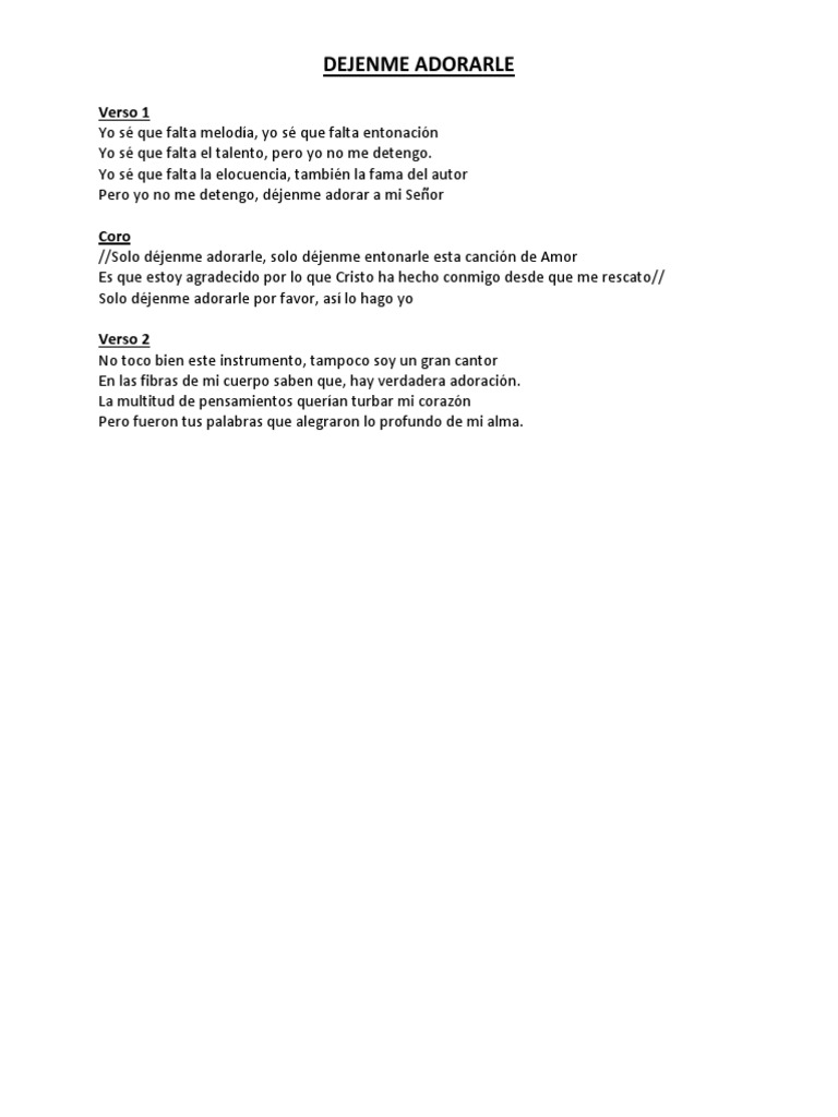 El gran yo soy letras - El Gran Yo Soy Letras 50
