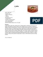Mediteranska juha