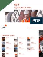 Global Mining Trend June 2014 PwC