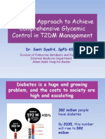 A simple approach of Type 2 DM management.ppt