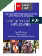 Estrategias para disminuir la mortalidad materna.pdf