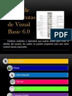 barra de herramientas de visual basic 6