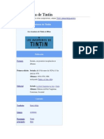 Las aventuras de Tintín.docx