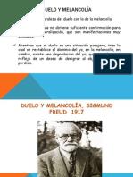 DUELO Y MELANCOLIA.ppt