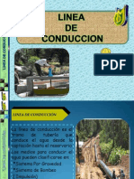 LINEA DE CONDUCCION - .pptx