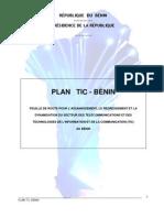 Plan Tic Benin