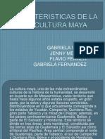 CARACTERISTICAS DE LA CULTURA MAYA.pptx