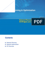 6_Network Planning & Optimization