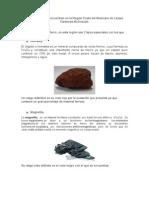 Minerales que se encuentran en la Región Costa del Municipio de Lázaro Cárdenas Michoacán.doc