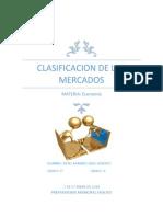 clasificacion de los mercados.docx