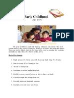 early childhood1