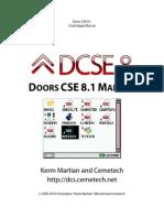 DCSE8 Manual