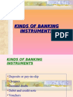 Banking Instruments