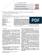 (366847246) Thomsen_Klit_-_2011_-_A_study_on_compliant_layers_and_its_influence_on_dynamic_response_of_a_hydrodynamic_journal_bearing (1).docx
