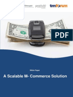 A Scaleable M-Commerce Solution WP