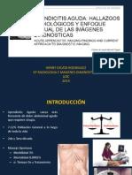 Apendicitis aguda Hallazgos Radiologicos.pptx