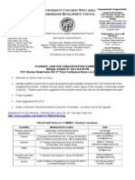 ECWANDC PLUB Committee Meeting Agenda - October 27, 2014