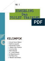 Ppt Toilet Training