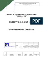 SIA Ombrina Mare_ Indice