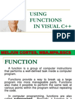 MELJUN CORTES C++_Functions