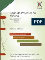 Pago de Patentes en Minería (2).pptx