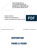 proceso de exportacion.ppt