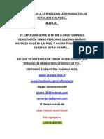 COMO BAJAR 10 A 15 KILOS CON LOS PRODUCTOS DE TOTAL LIFE CHANGES.pdf
